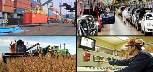 La actividad económica cayó 6,8% anual y 1,3% mensual