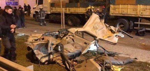 """Hablaron los padres de las víctimas del accidente fatal en San Miguel del Monte: """"Eran nenes, no delincuentes"""""""