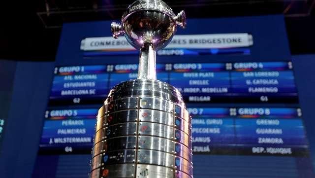 Copa Libertadores: en octavos, River enfrentará a Cruzeiro y Boca a  Atlético Paranaense