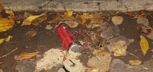 Amenazaron al fiscal Carlos Stornelli: encontraron un artefacto que simulaba ser una bomba frente a la casa de uno de sus hijos