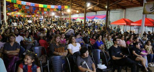 Eldorado: gran cantidad de personas visitaron la Feria de Pueblos Originarios y la Feria del Libro