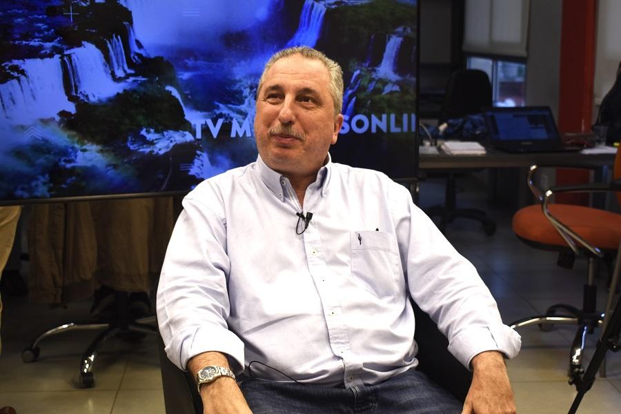 Passalacqua llamó a profundizar el misionerismo votando el domingo a Oscar Herrera Ahuad y Carlos Arce