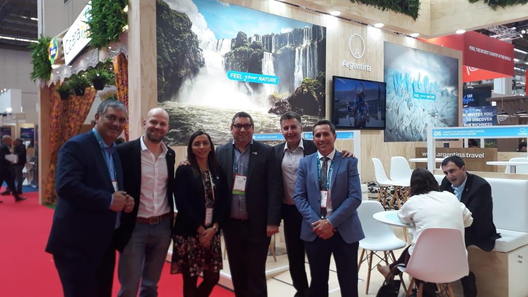 El Iguazú Convention Bureau se promocionó en Alemania