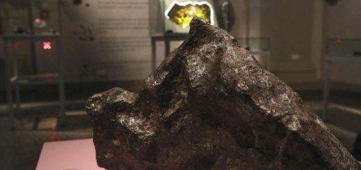 Chaco: robaron tres meteoritos y lo venden por internet a mil dólares el kilo
