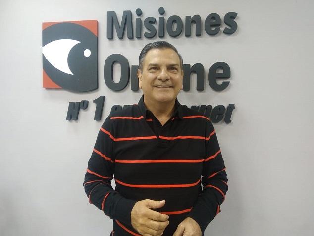 El candidato a gobernador Isaac Lenguaza quiere congelar las tarifas de energía eléctrica por dos años