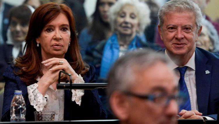 Cristina pidió autorización para no asistir a Tribunales la semana próxima