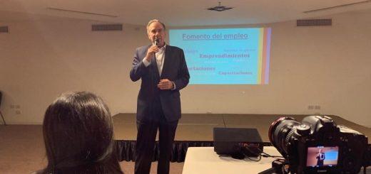 """La fórmula de Juntos por el Cambio presentó el """"Plan de crecimiento y modernización"""" de la provincia de Misiones"""
