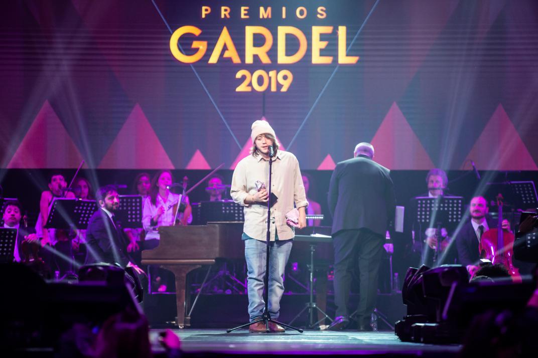 Premios Gardel 2019: la lista de todos los ganadores