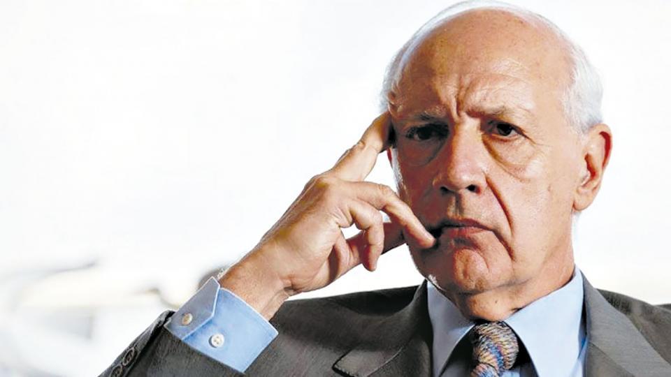 Roberto Lavagna con todas las pilas: «Hoy soy más candidato que hace tres meses»
