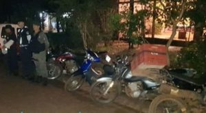 San José: en varios operativos rurales, la Policía de Misiones incautó ocho motocicletas y detuvo a más de diez personas