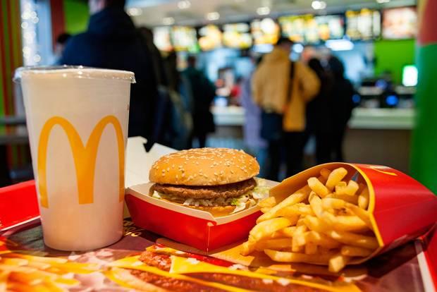 McDonald's comenzó a construir su primer local en Posadas