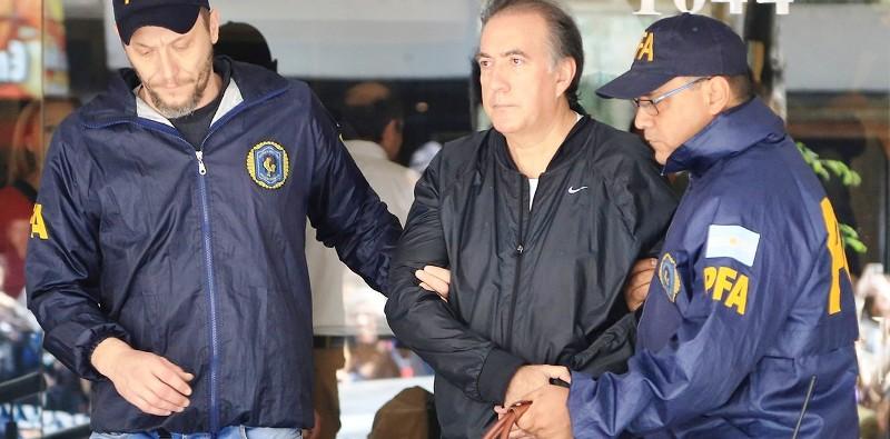 Causa de los Cuadernos: tras recibir la prisión domiciliaria, Oscar Thomas regresaría a Posadas este fin de semana
