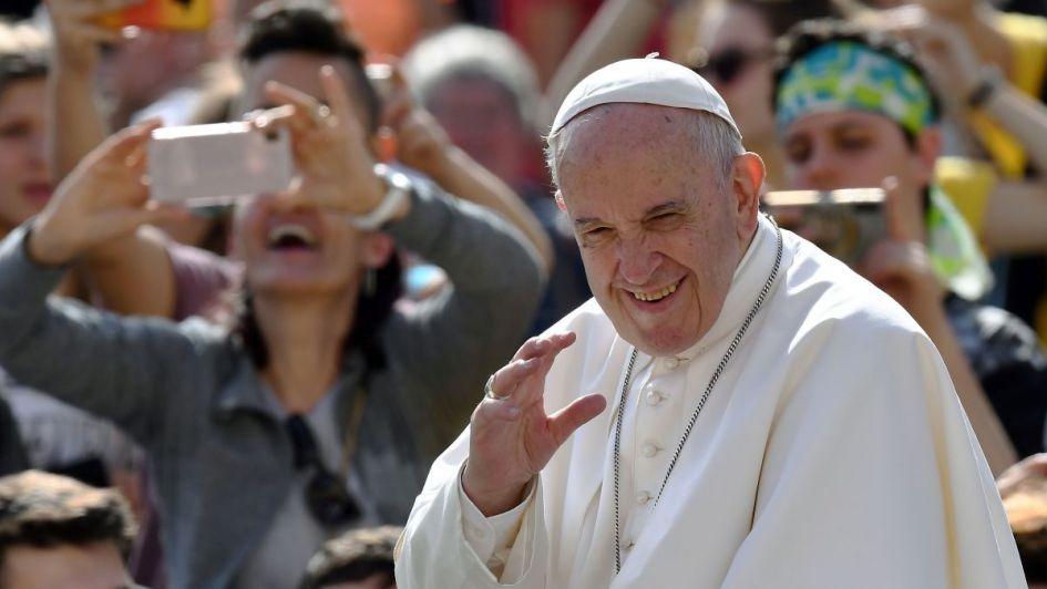 """El Papa Francisco calificó al desempleo como """"una tragedia mundial"""""""