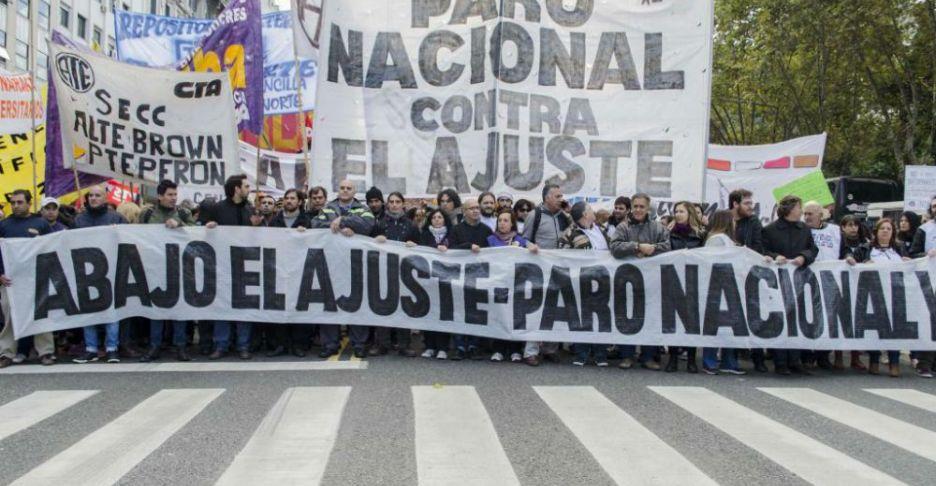 """#ParoNacional: """"No es el momento adecuado para llevar adelante un paro (…) ¿La situación va a cambiar? No lo creo"""", dijo Alejandro Haene"""