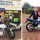 Apostadores de Posadas y Garupá ganaron motos de la Poceada