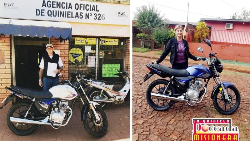 La Poceada ya entregó veinte motos en los sorteos especiales
