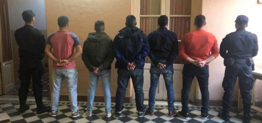 Crimen de San Miguel del Monte: se negaron a declarar siete de los ocho policías detenidos