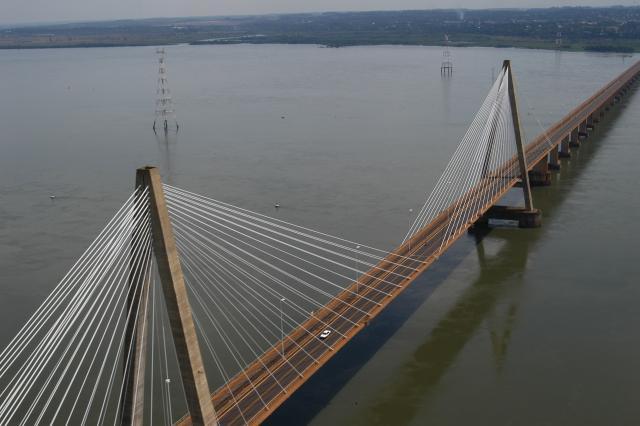 A raíz del #ParoNacional, recomiendan evitar transitar por el puente Posadas-Encarnación
