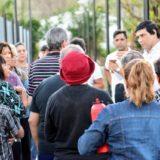 Posadas: el Municipio concretó trabajos de bacheo sobre la avenida San Martín y en el microcentro