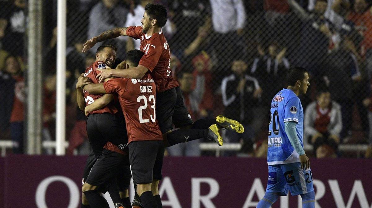 Independiente busca sentenciar la serie ante Deportivo Binacional y avanzar en la Sudamericana