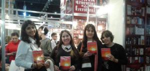 Sadem Joven integró una Antología Nacional que se presentó en la Feria del Libro de Buenos Aires