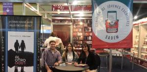 Sadem Joven participó de la Feria Internacional del Libro de Buenos Aires