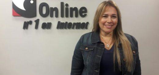 """Para la diputada Silvia Rojas """"todavía hay muchos lugares vedados para las mujeres y hay que salir a conquistarlos"""""""