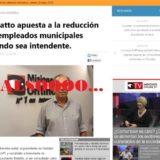 Un canal de TV de Misiones desmintió una fake news en la que usaron su logo
