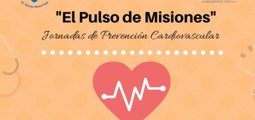 """Realizarán campaña de prevención cardiovascular """"El Pulso de Misiones"""""""