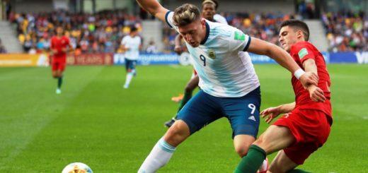 Mundial Sub20 de Polonia: Argentina le gana a Portugal por 1 a 0