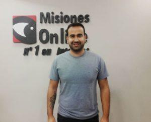 Alejandro Velázquez propone actualizar el código fiscal de Posadas para atraer inversiones