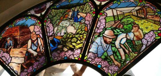 El próximo sábado 25 de mayo, bendecirán los nuevos vitrales de La Catedral de Posadas