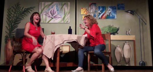 Se estrenó la obra Rosa… de Dos Aromas en la Sala Tempo