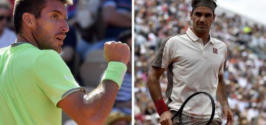 """Roland Garros: el """"Yacaré"""" Mayer se enfrenta a Federer y Londero con Rafa Nadal"""