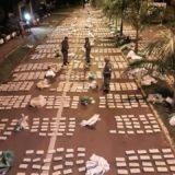 Quemaron cerca de 11 toneladas de droga secuestrada en Misiones