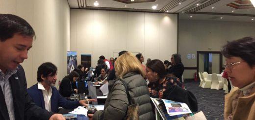 """Cataratas se lució en la """"Semana argentina en Perú"""""""