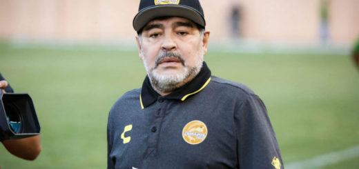"""Diego Maradona se refirió a su estado de salud: """"No me estoy muriendo"""""""