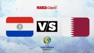 #CopaAmérica2019: Debuta Paraguay enfrentando a Qatar
