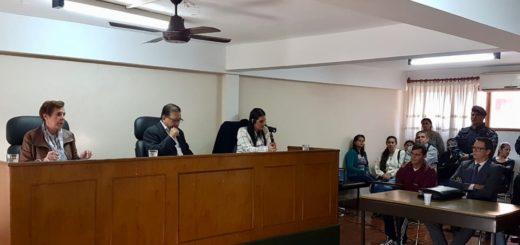 Caso Miriam Cubas: testigos reconstruyeron los hechos vividos la tarde del homicidio