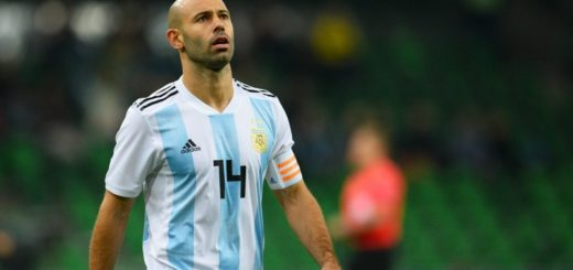 """Javier Mascherano """"está dispuesto"""" volver a la Selección argentina"""
