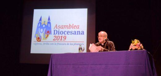 "Juan Rubén Martínez, Obispo de la Diócesis de Posadas, llamó a ""amar, salir, escuchar, orientar y acompañar"""