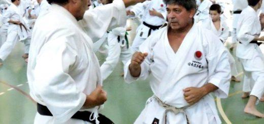 Misioneros en el XXI Campeonato Internacional de Karate Do