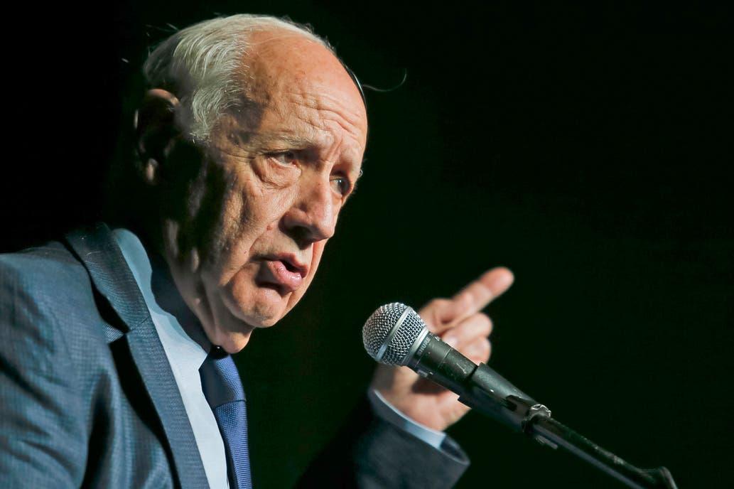 Roberto Lavagna lanzó su precandidatura presidencial
