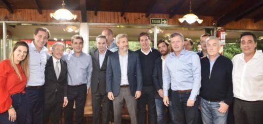 Pichetto compartió un asado con sus compañeros peronistas de Cambiemos