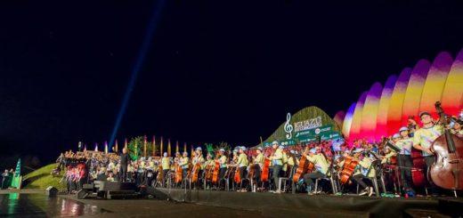Hoy cierra el Iguazú en Concierto 2019, el festival de música más maravilloso del mundo