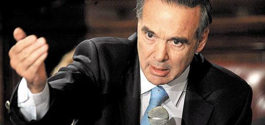 """""""A mí me eligió el presidente y no al revés"""", dijo Pichetto en referencia a la fórmula Fernández – Fernández"""