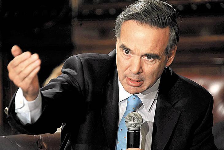 «A mí me eligió el presidente y no al revés», dijo Pichetto en referencia a la fórmula Fernández – Fernández