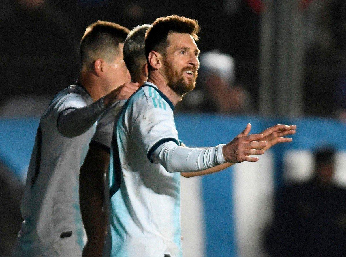 En su despedida del país, Argentina goleó a Nicaragua