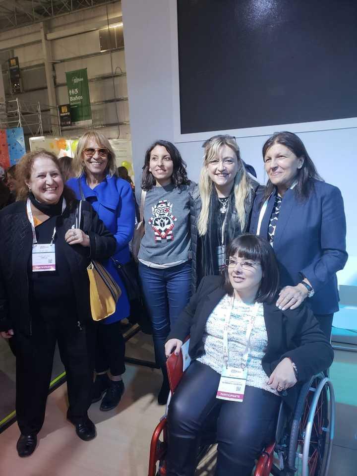 Eldorado estuvo presente en la Cumbre Global de Discapacidad 2019