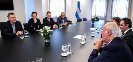Macri recibió al reconocido jurista Owen Fiss